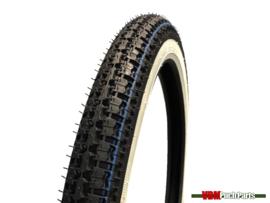 17 inch 2.25 Kenda K252 Tyre (White wall)