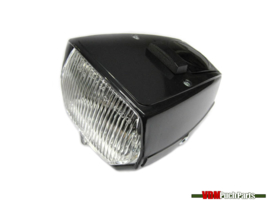 Headlight with switch (Square black)