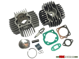 Airsal cilinder set 70cc NM (45mm) Puch Maxi
