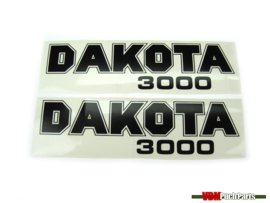 Sticker set Puch Dakota 3000