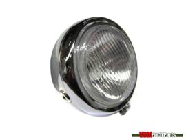 Headlight unit (Round chrome)