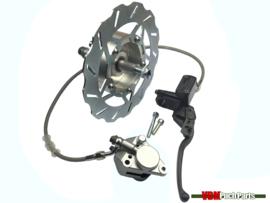 VDM disc brake kit complete EBR front fork hydraulic