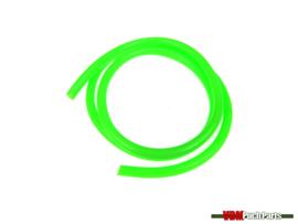 Fuel hose green 1m