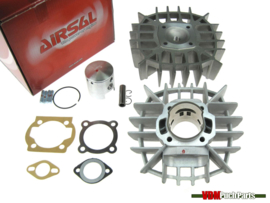 74cc Airsal/Eurokit 8P cilinder (47mm) Puch Maxi