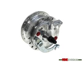 Wheelhub front spoke wheel complete Puch Maxi
