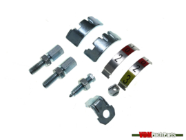 Handle set shift lever repair kit (Puch 2/3 gear)