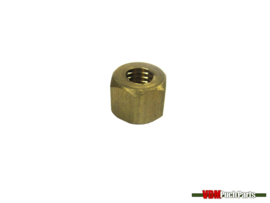 Puch exhaust nut (Brass M6 short)