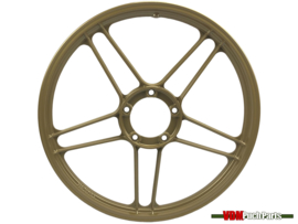 17 Inch Puch Maxi stervelg (Gepoedercoat goud)