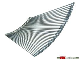 Speichen Satz 190mm 135 Grad Silber Nippel Puch Maxi