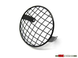 Headlight grill (Round black)