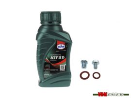Engine oil change set Puch Maxi (250ml)