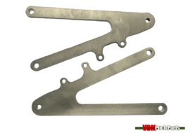 VDM Racing footpeg plates