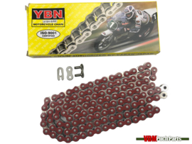 Ketting YBN rood (415-122)