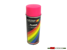 Motip spray paint fluor 400ml (Pink)