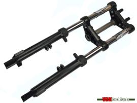 EBR front fork short 61,5cm hydraulic (Black)