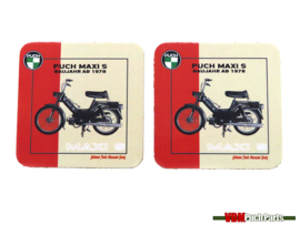 Coasters set Puch Maxi (2 Pieces)