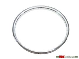 17 inch rim chrome Radealli style 17x1.20 Puch Maxi S