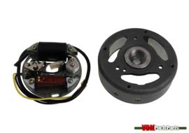 Ignition model Bosch right turning complete (6 Volt 17 Watt)