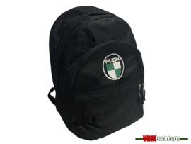 Rücksack mit Puch Logo (Schwarz)