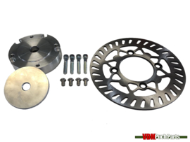 VDM Disc brake set (For EBR front fork)