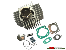 Airsal cilinder 50cc OM (38mm) Puch Maxi