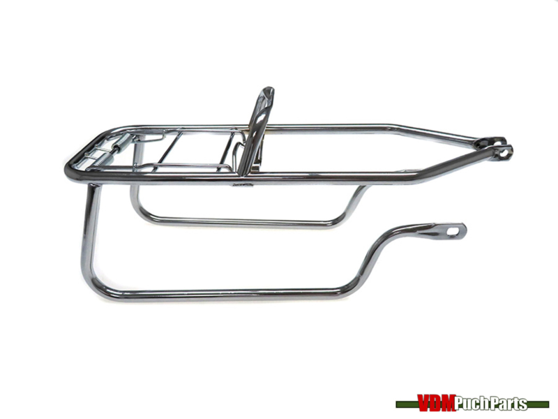 Luggage Carrier Luxe  Puch Maxi S Chrome