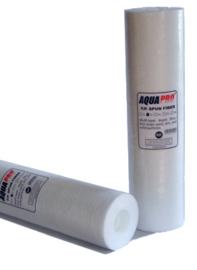 """Aquapro sediment filter 20"""" 5 micron big bleu"""
