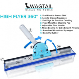 wagtail High Flyer microvezel