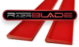 vervang rubber rood face lift / 12 stuks