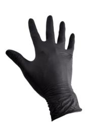 handschoenen nitrile zwart