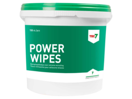 TEC 7 powerwipes