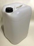 jerrycan  25 liter niet gevuld