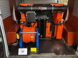 X-line 350/RO, diesel heater & electr. haspel