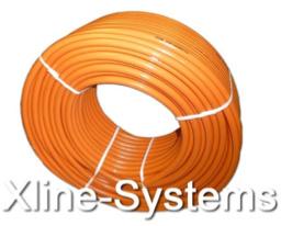 X-line haspel slang 8 mm / 100 meter
