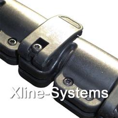 X-line mini telescoopsteel 1,2m