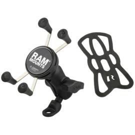RAM Mount X-Grip spiegelmontage voor smartphone (RAM-B-272-A-UN7)