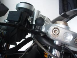 RAM Mount haakse spiegelmontagesteun (RAM-B-252U)