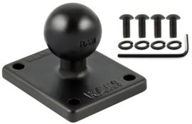RAM® Ball Adapter voor TomTom Bridge, Rider 2 + meer