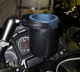 RAM Mount drinkbekerhouder met 1 inch kogel (RAM-B-132BU)