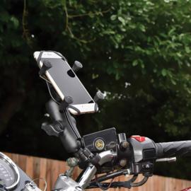 RAM Mount X-Grip stuurbevestiging voor smartphone (RAM-B-149Z-UN7U)