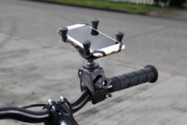 RAM Mount X-Grip met Tough-Claw smartphonehouder (RAM-HOL-UN7-400)