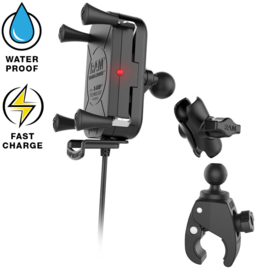 RAM Tough-Charge waterproof draadloze telefoonoplader Tough-Claw (RAM-B-400-A-UN12W)
