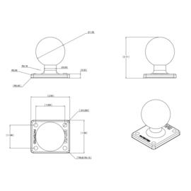 RAM® Ball Adapter