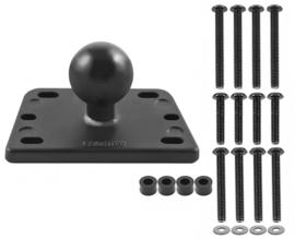 RAM Mount voetplaat voor koppeling-/remvloeistofreservoir  - RAM-B-345U