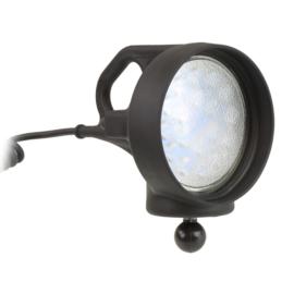 RAM Mount led spotlight met 1 inch kogel (RAM-B-152B)