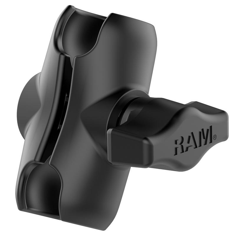 RAM Mount korte klemarm 6 cm (RAM-B-201U-A)
