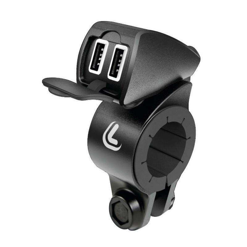 Lampa USB Fix Trek dubbele USB oplader