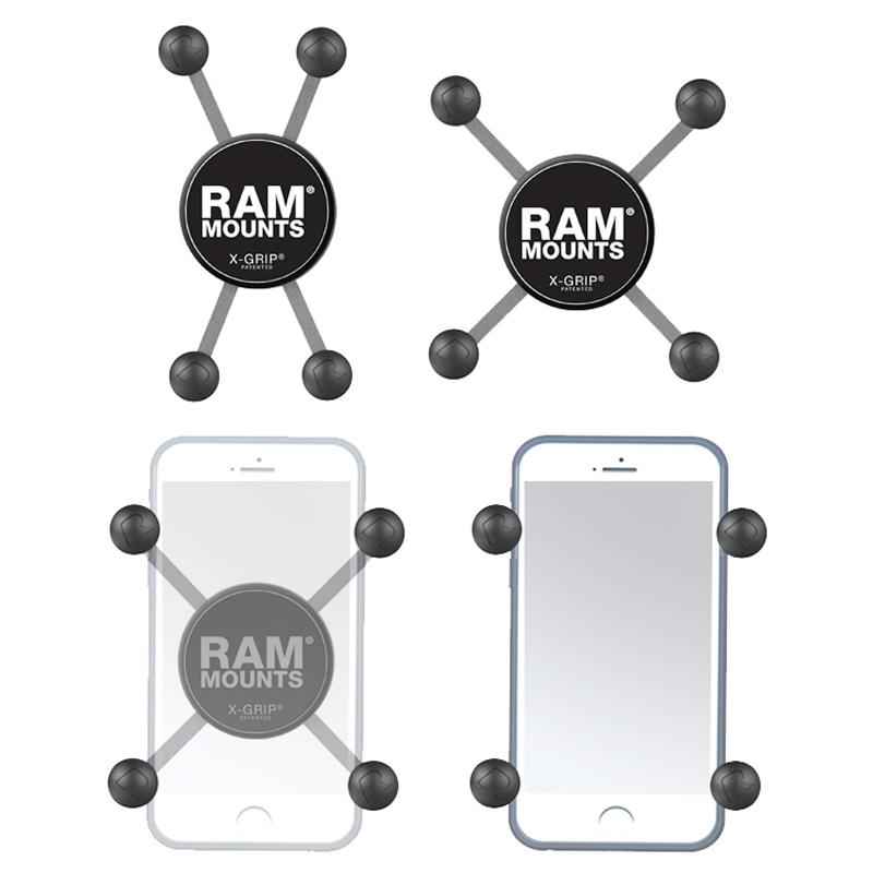RAM Mount universele X-Grip voor smartphone (RAM-HOL-UN7BU)