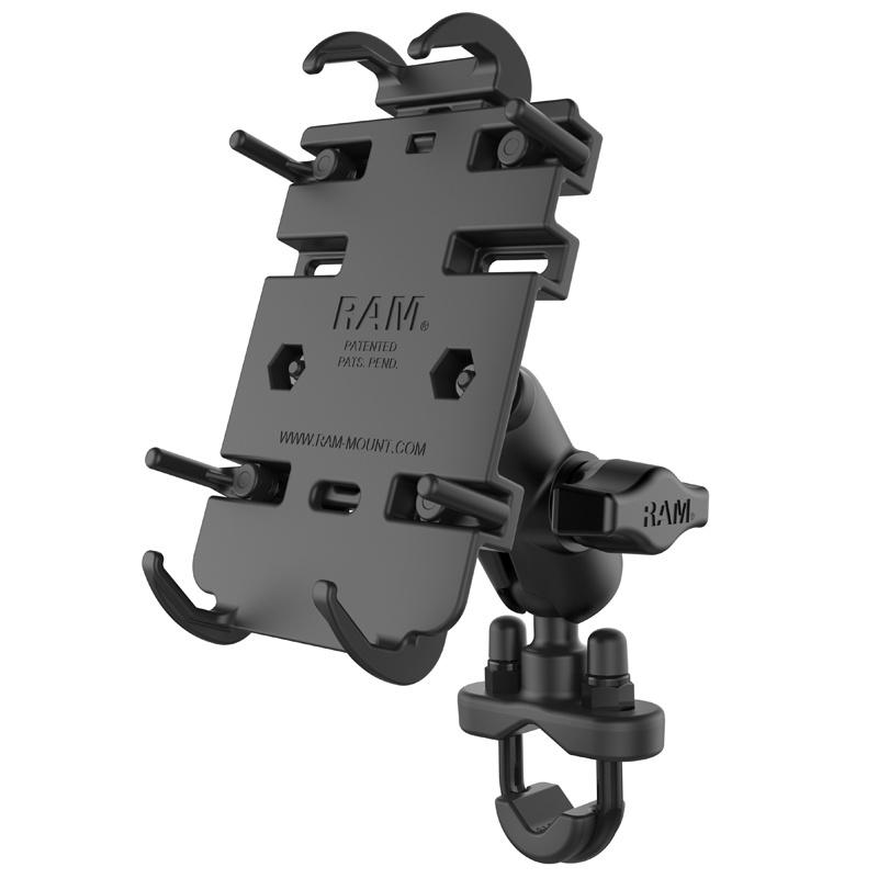 RAM Mount Quick-Grip klemhouder voor smartphones (RAM-B-149Z-PD3U)