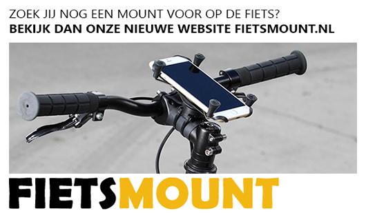 Fietsmount Telefoonhouders voor op de fiets
